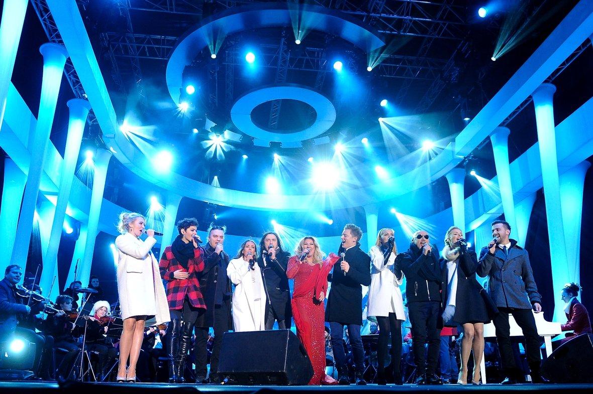 Cała Polska śpiewa kolędy z Radiem ZET